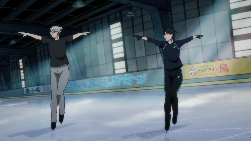 """Анонсировано  аниме """"Yuri on ice"""""""